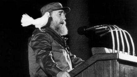 Comandante Fidel Castro La Habana cuba